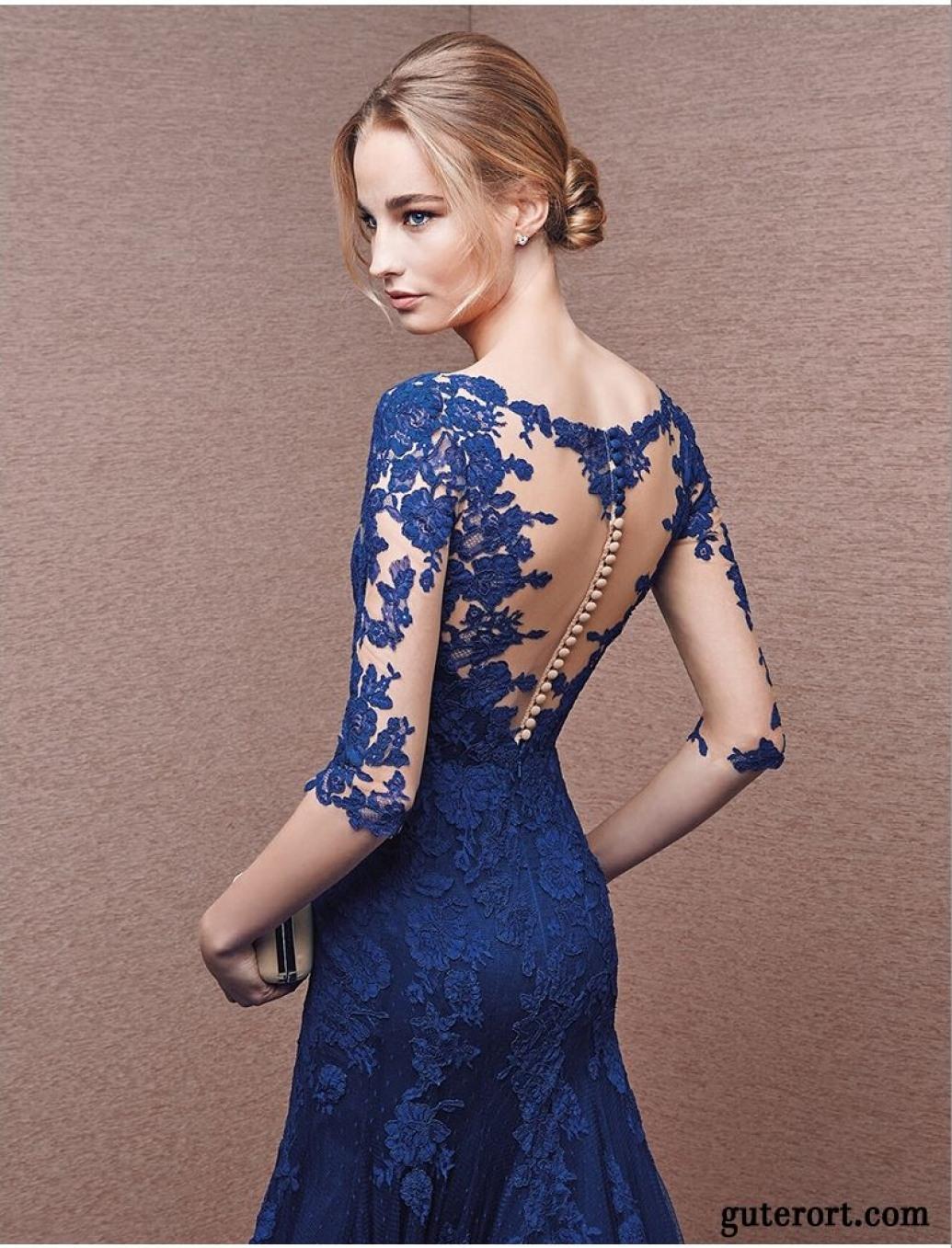 Formal Fantastisch Blaues Langes Kleid Spezialgebiet13 Genial Blaues Langes Kleid Stylish