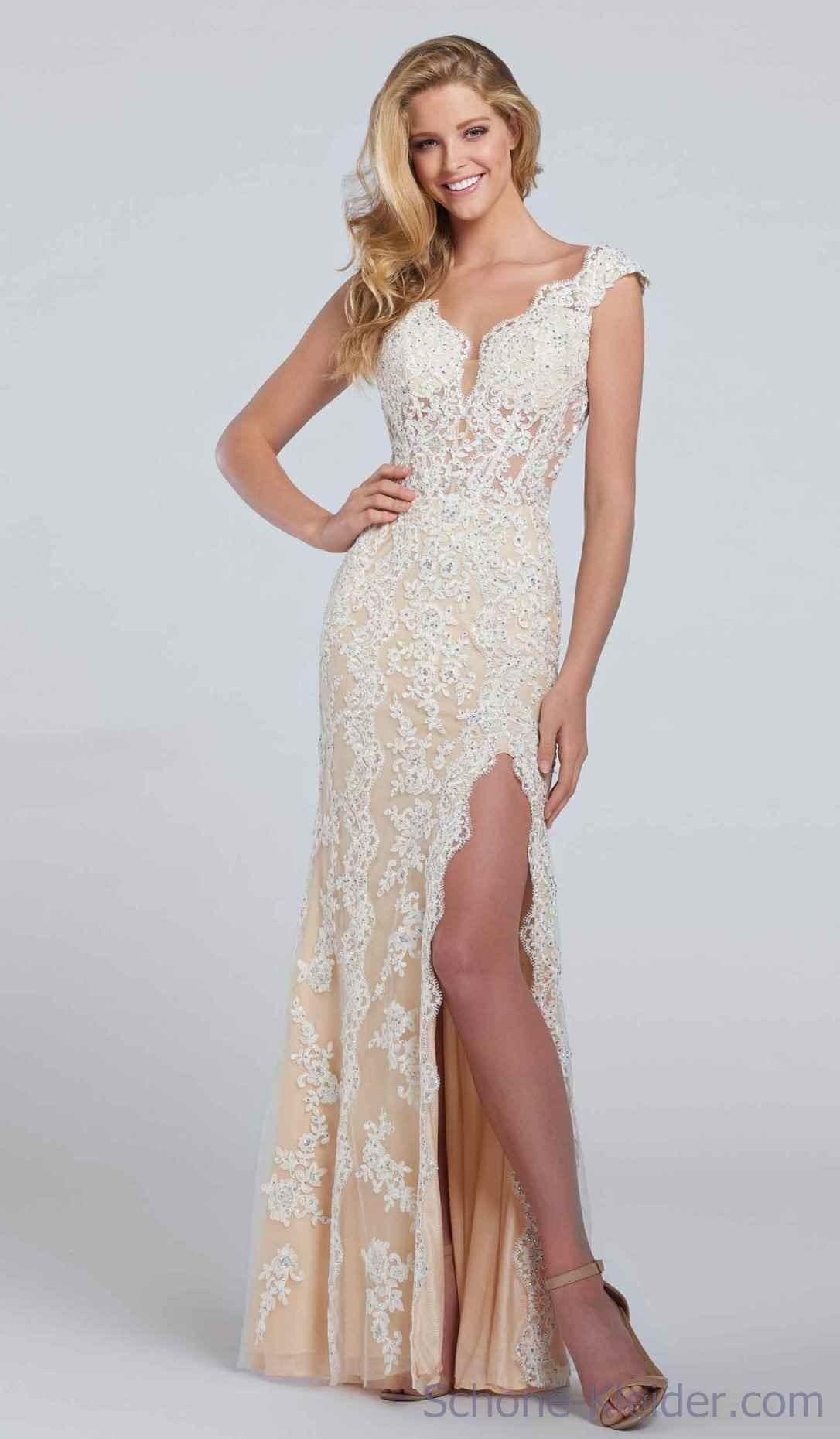 Formal Einfach Kleid Lang Mit Spitze Spezialgebiet10 Wunderbar Kleid Lang Mit Spitze Bester Preis