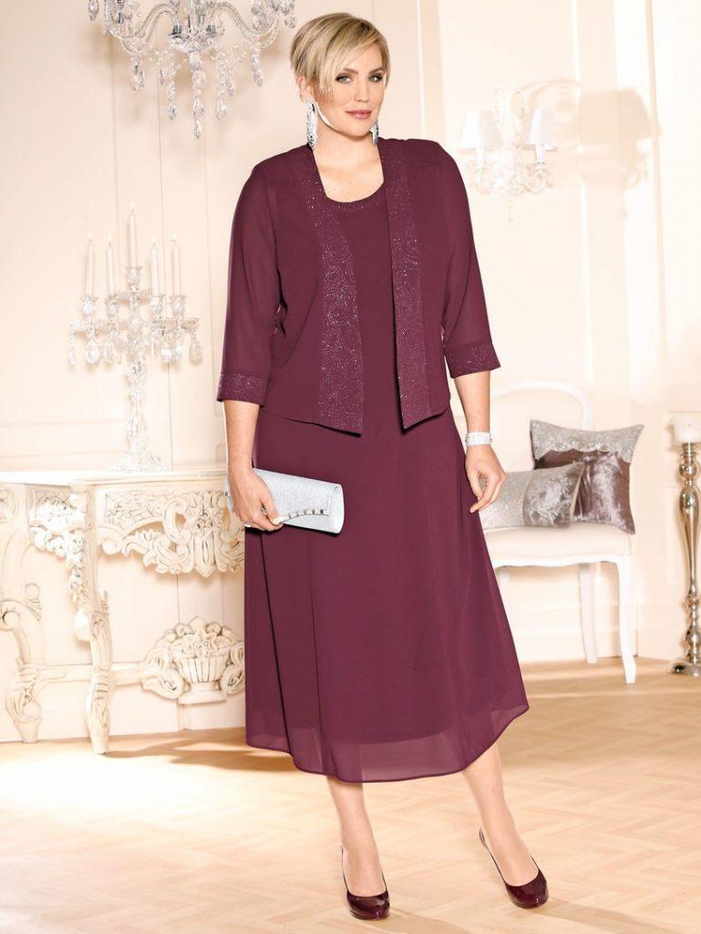 14 Ausgezeichnet Kleid Mit Jacke Boutique - Abendkleid