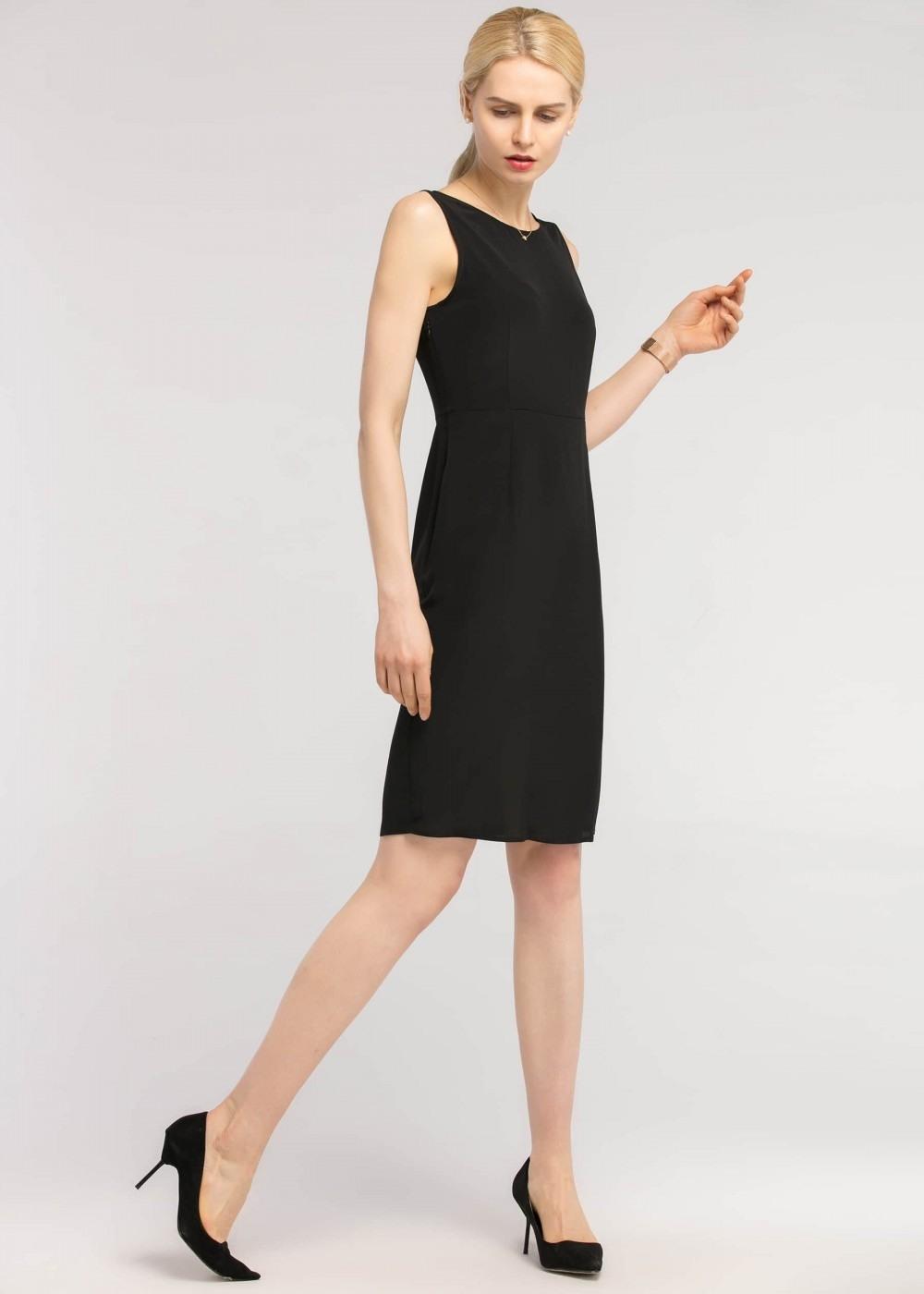 13 Top Schwarzes Kleid Knielang Boutique20 Luxus Schwarzes Kleid Knielang Galerie