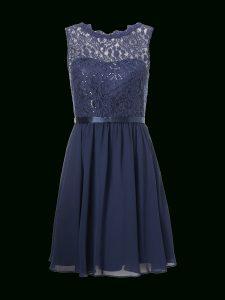 20 Einfach Kleid Blau Weiß Design20 Schön Kleid Blau Weiß Bester Preis
