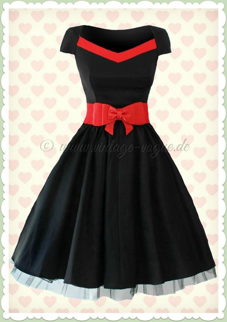20 Schön Kleid Rot Schwarz Galerie Schön Kleid Rot Schwarz Spezialgebiet