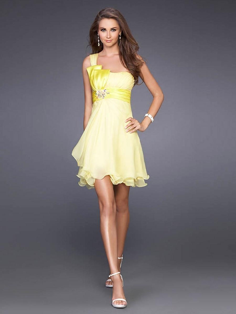 17 Top Kleid Gelb Kurz Ärmel15 Luxus Kleid Gelb Kurz Spezialgebiet