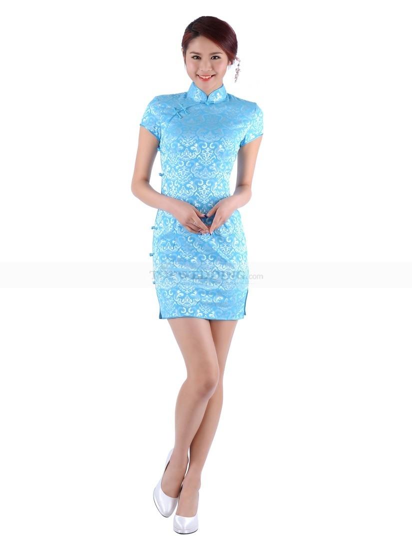 Einfach Kleid Hellblau Kurz Spezialgebiet10 Einfach Kleid Hellblau Kurz Boutique