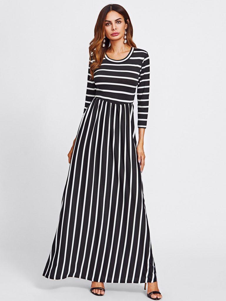 14 Einzigartig Langarm Kleider Maxi Spezialgebiet - Abendkleid