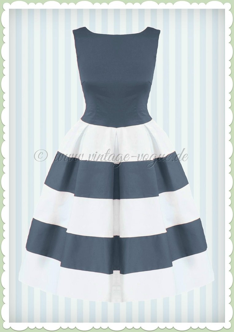 Abend Coolste Kleid Blau Weiß SpezialgebietAbend Fantastisch Kleid Blau Weiß Vertrieb