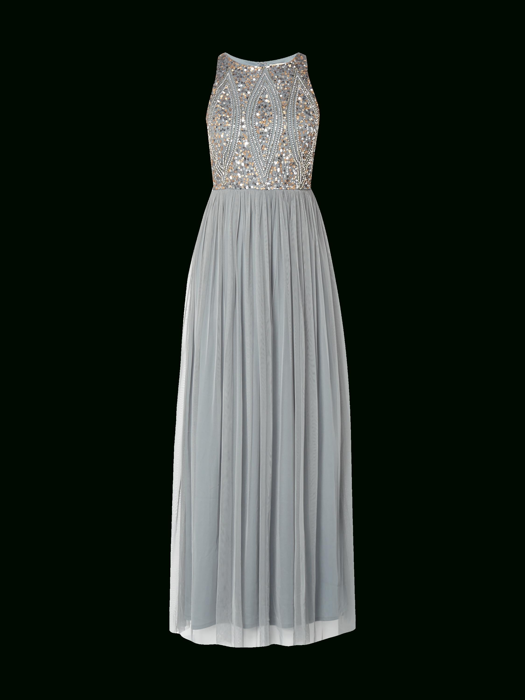 10 Schön Kleid Grau Lang Boutique17 Einfach Kleid Grau Lang Design