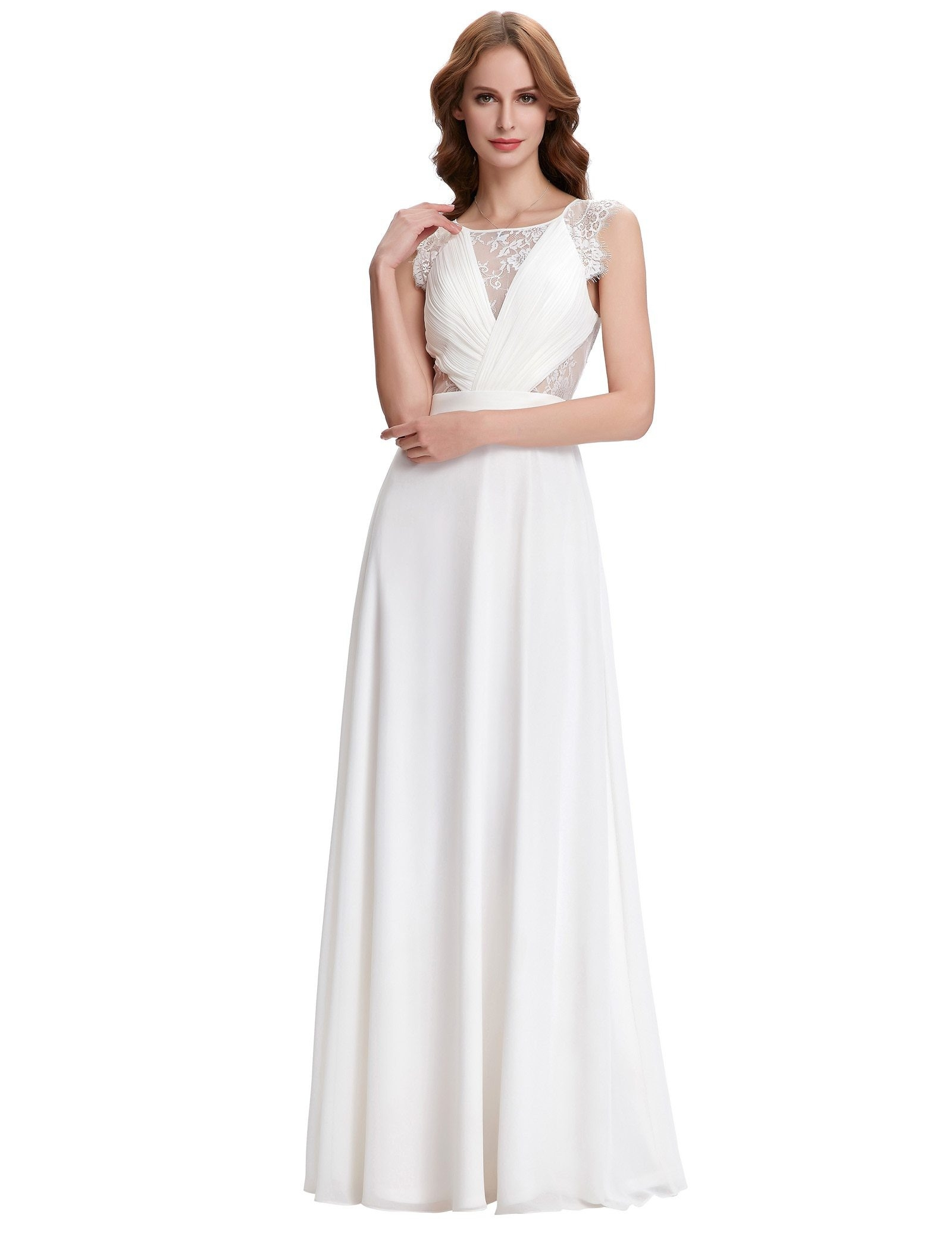 17 Genial Kleid Lang Spitze Stylish20 Schön Kleid Lang Spitze Design