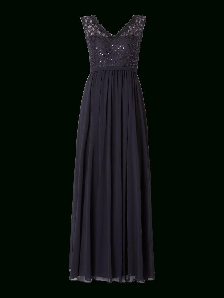 8 Fantastisch Abendkleid Dunkelblau Lang Ärmel - Abendkleid
