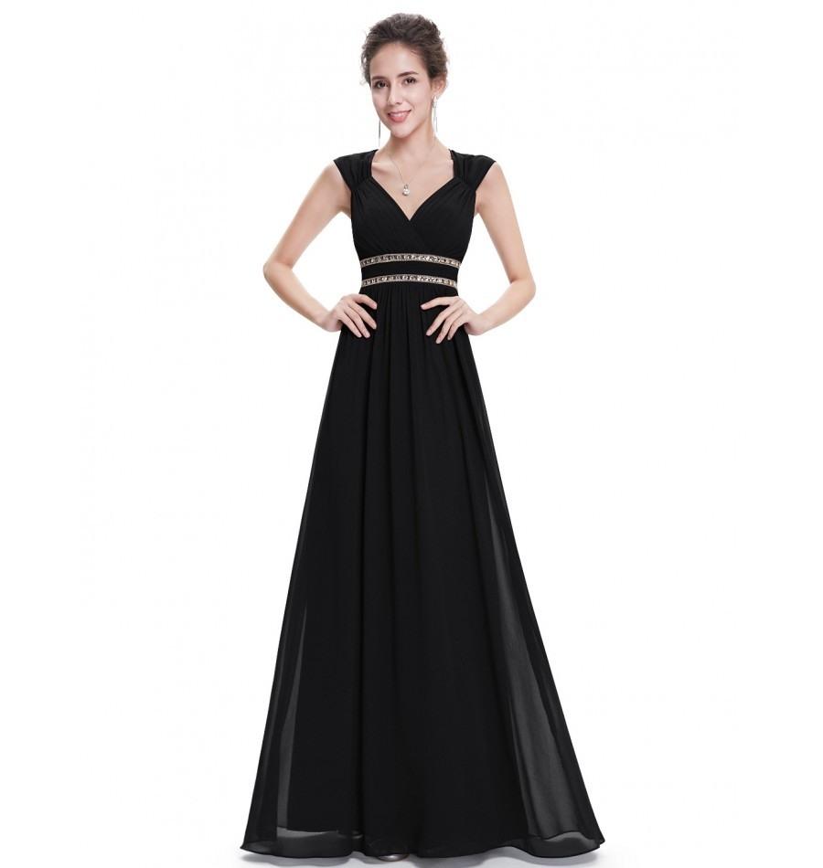 17 Fantastisch Abendkleider Lang Schwarz Elegant Design ...