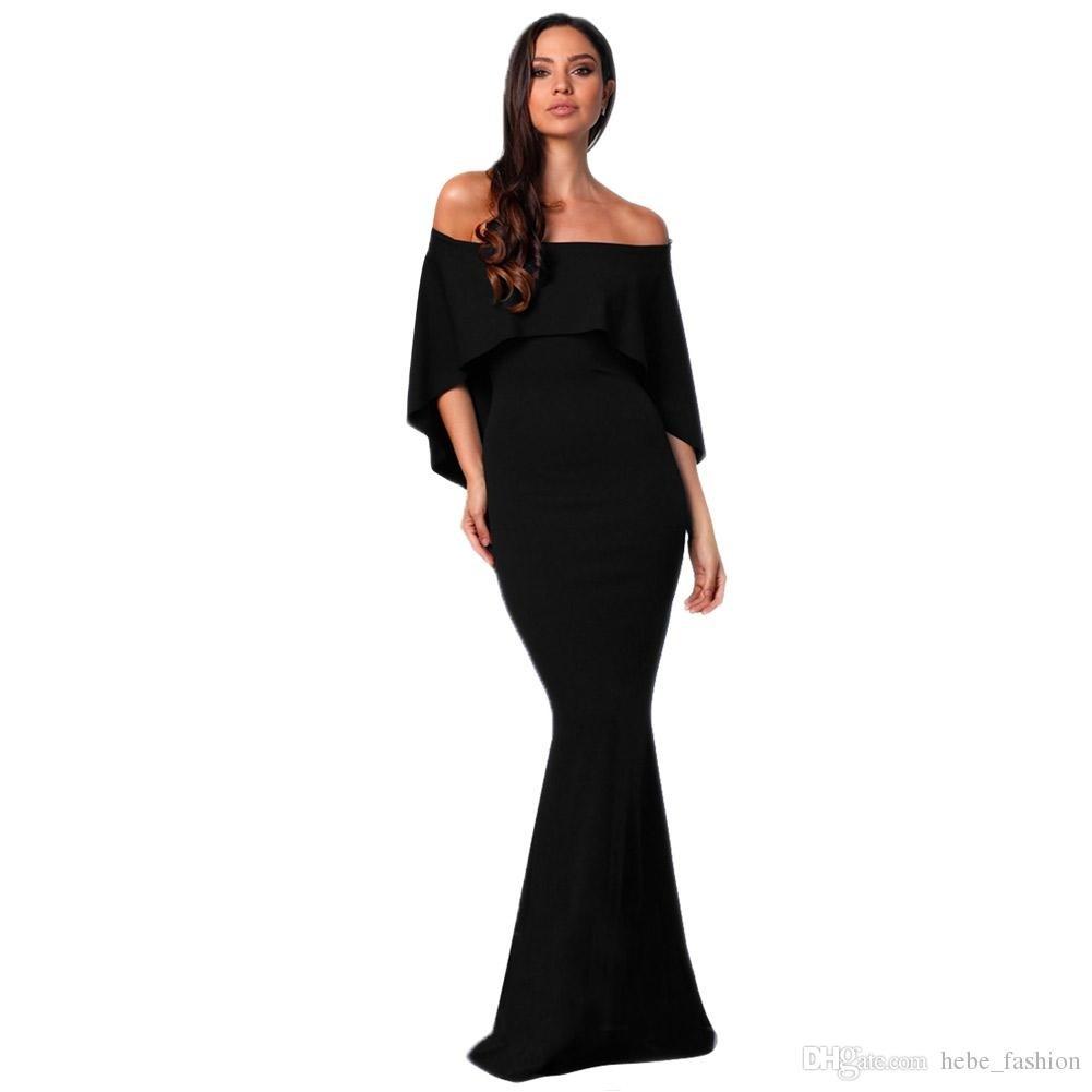 Formal Schön Langes Enges Kleid Vertrieb15 Erstaunlich Langes Enges Kleid Bester Preis