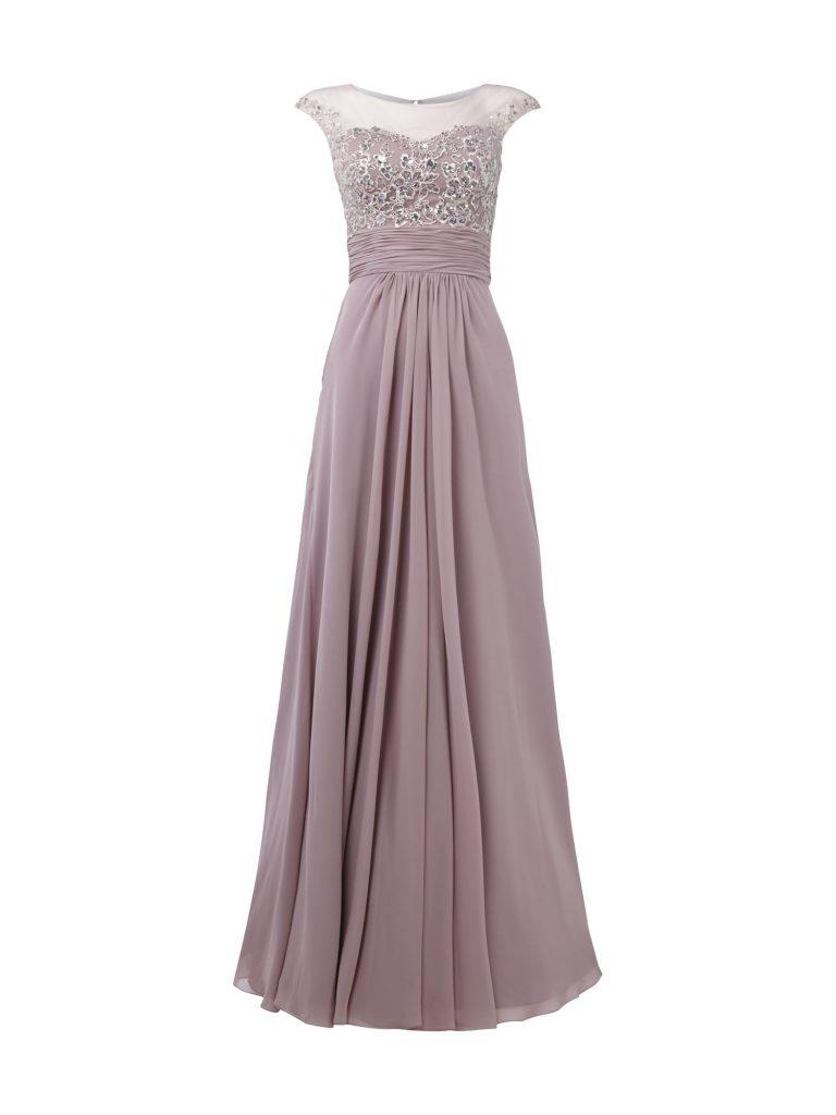 15 Genial Abendkleid Lang Taupe Boutique - Abendkleid