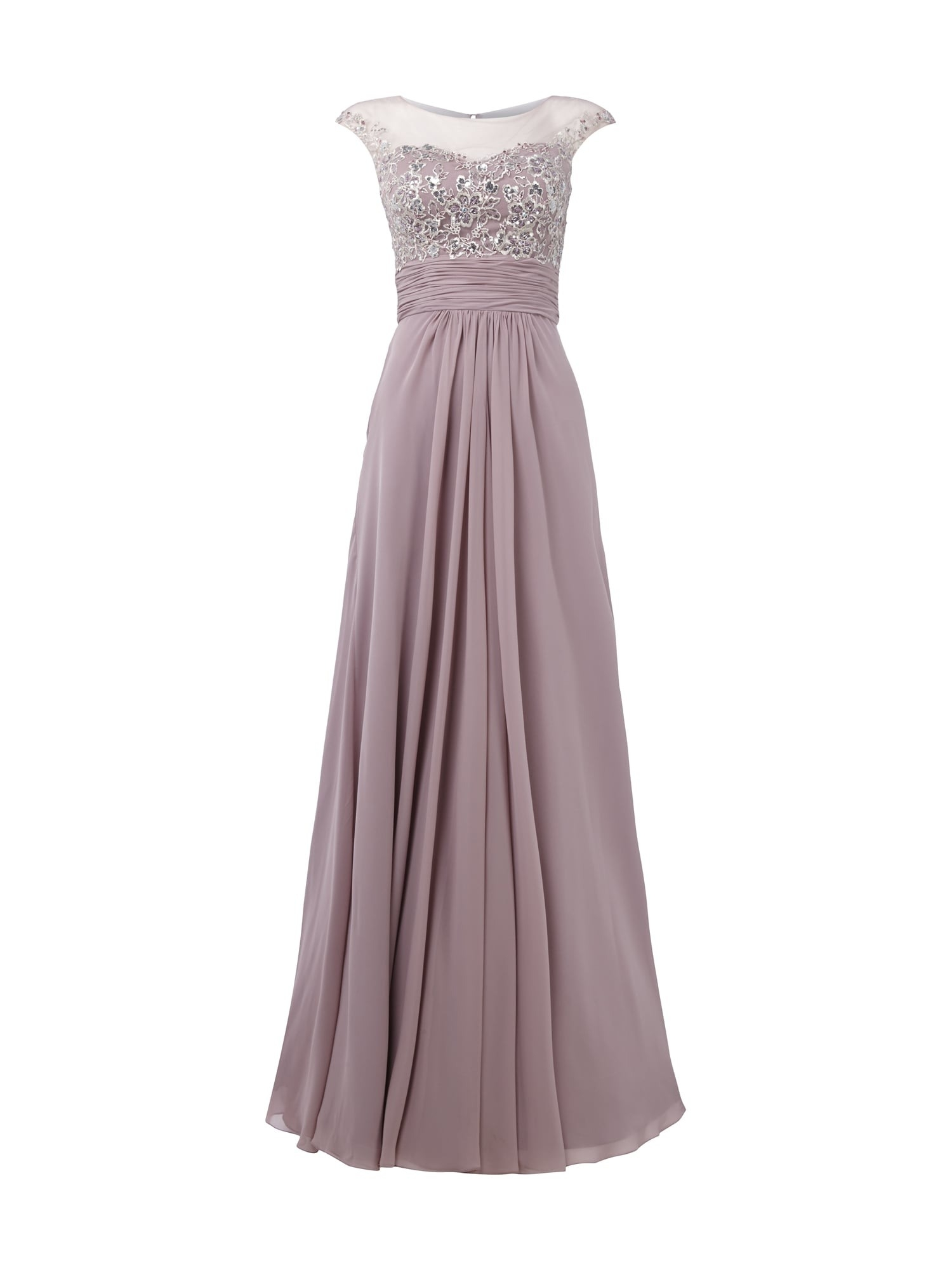 Formal Fantastisch Abendkleid Lang Taupe Stylish13 Luxus Abendkleid Lang Taupe für 2019