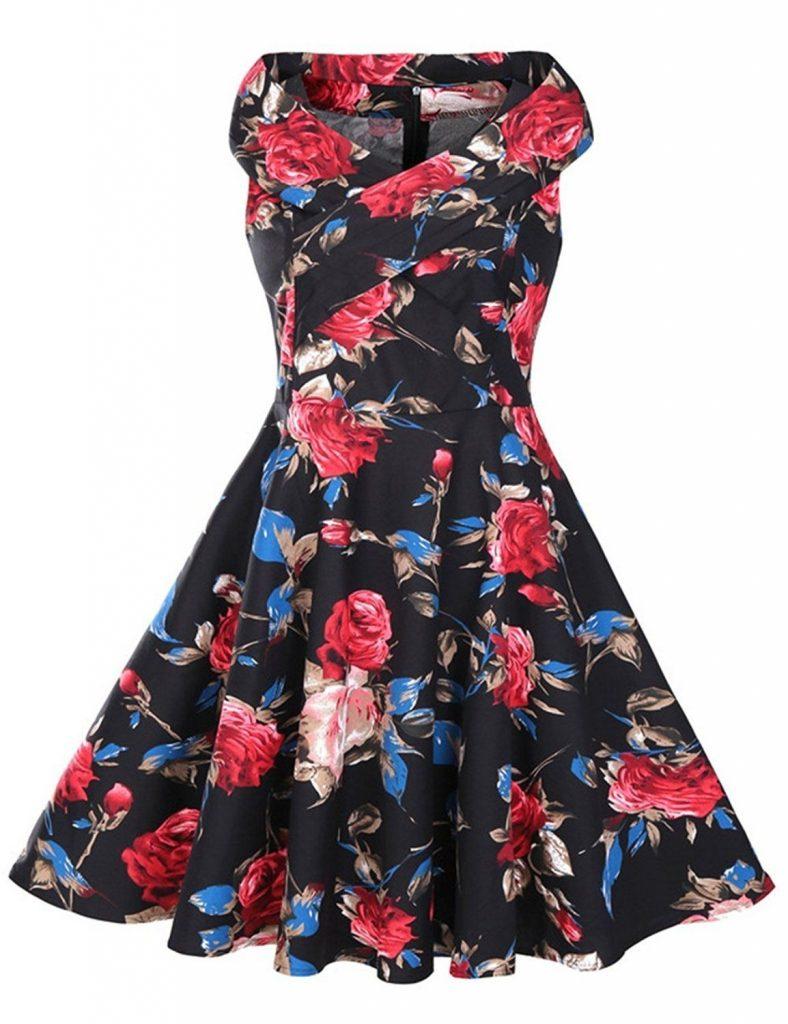 18 Genial Festkleider Knielang für 18 - Abendkleid
