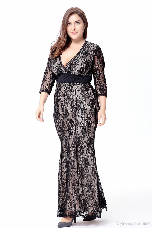 Designer Schön Langes Kleid Mit Spitze für 201920 Wunderbar Langes Kleid Mit Spitze Spezialgebiet