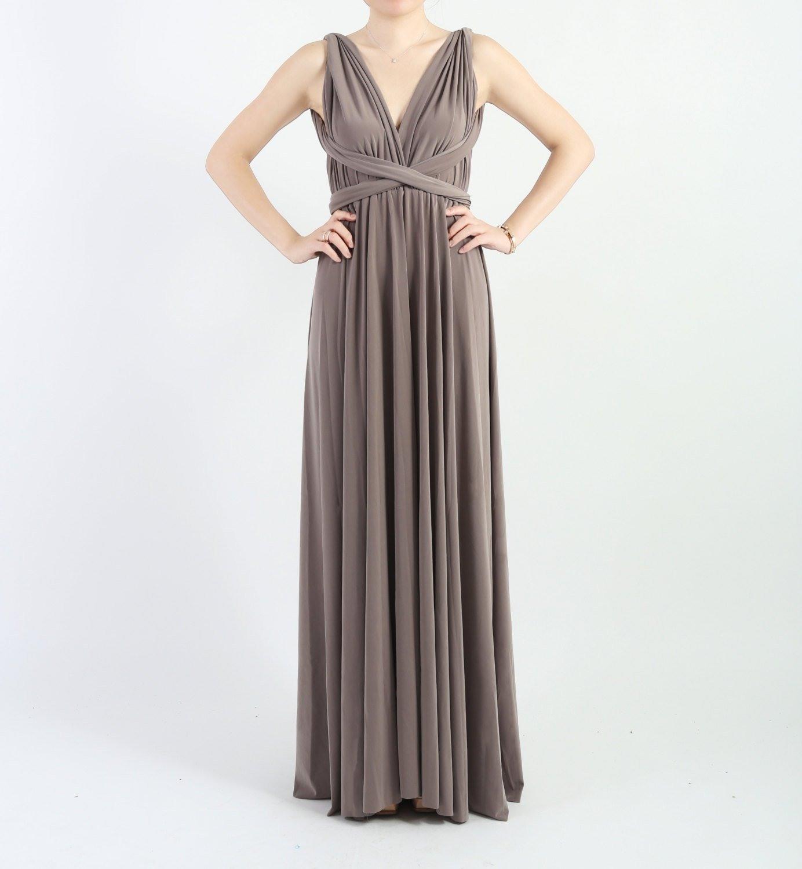 Ausgezeichnet Abendkleid Taupe Galerie Luxurius Abendkleid Taupe für 2019