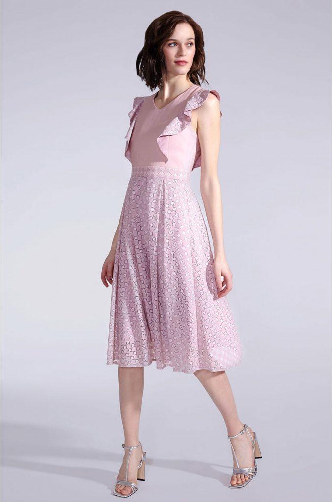 17 Kreativ Kleider Hochzeitsgäste Online Shop Ärmel Abendkleid