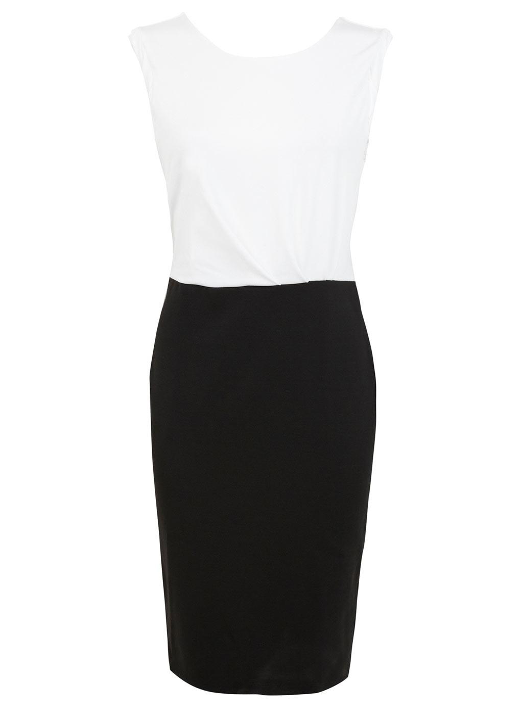 10 Ausgezeichnet Schwarz Weißes Kleid für 2019Abend Luxus Schwarz Weißes Kleid Bester Preis