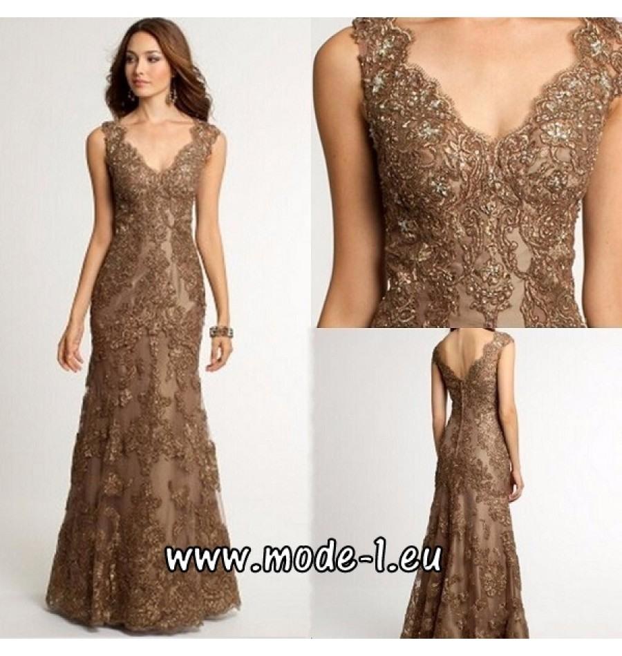 12 Luxus Abendkleid Braun Boutique - Abendkleid