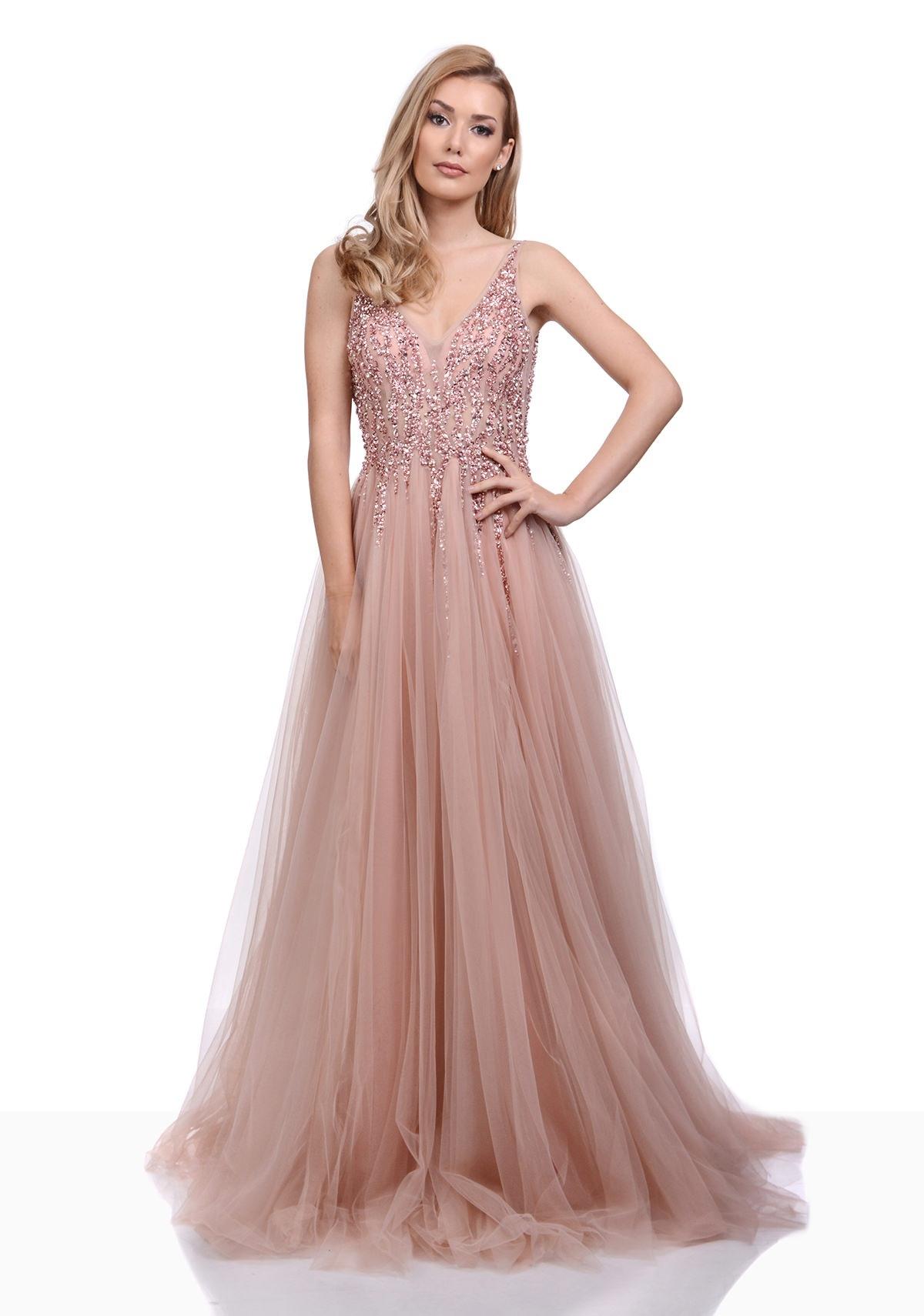 19 Luxus Abiballkleider Glitzer Lang Boutique - Abendkleid
