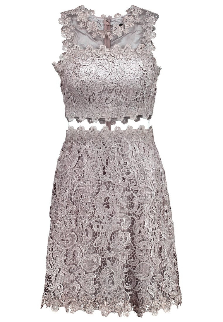13 Luxus Festliche Kleider Grau Design - Abendkleid