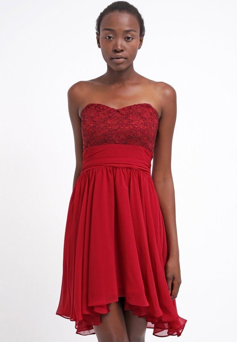 Schön Rotes Kleid Festlich Design20 Einfach Rotes Kleid Festlich Vertrieb