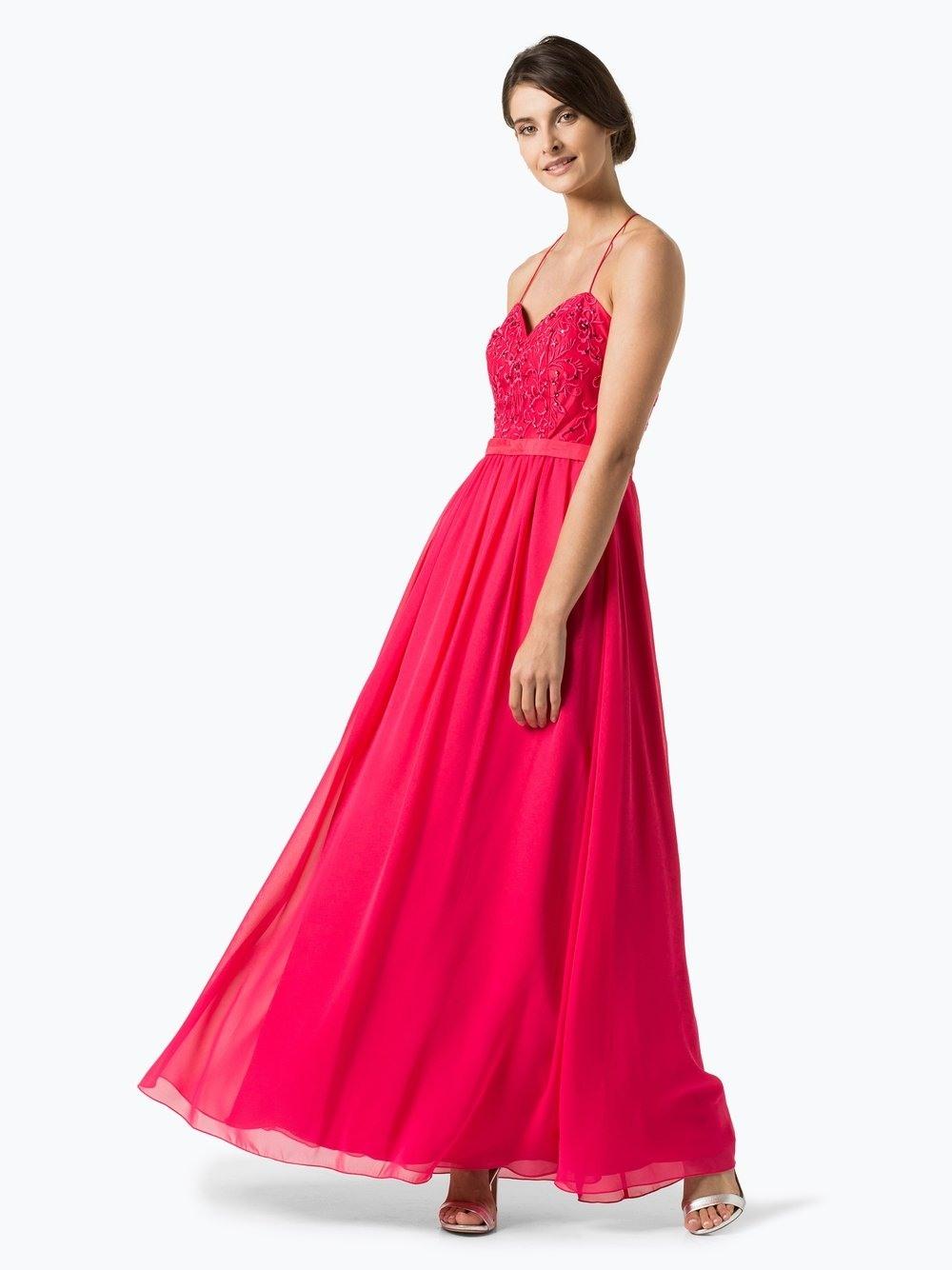 17 Luxus Abendkleid Pink Galerie Ausgezeichnet Abendkleid Pink Galerie
