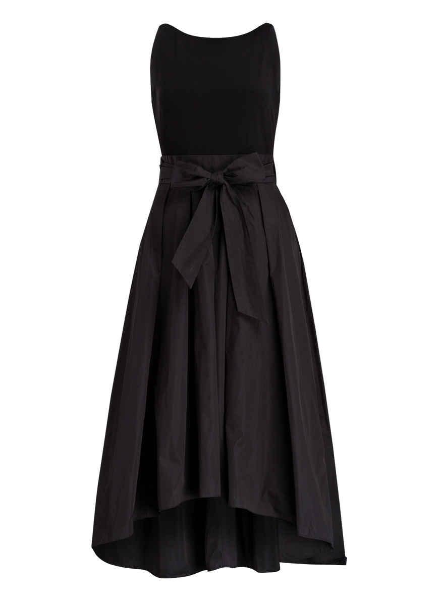 Abend Ausgezeichnet Kleid Midi Schwarz Vertrieb Einfach Kleid Midi Schwarz Boutique