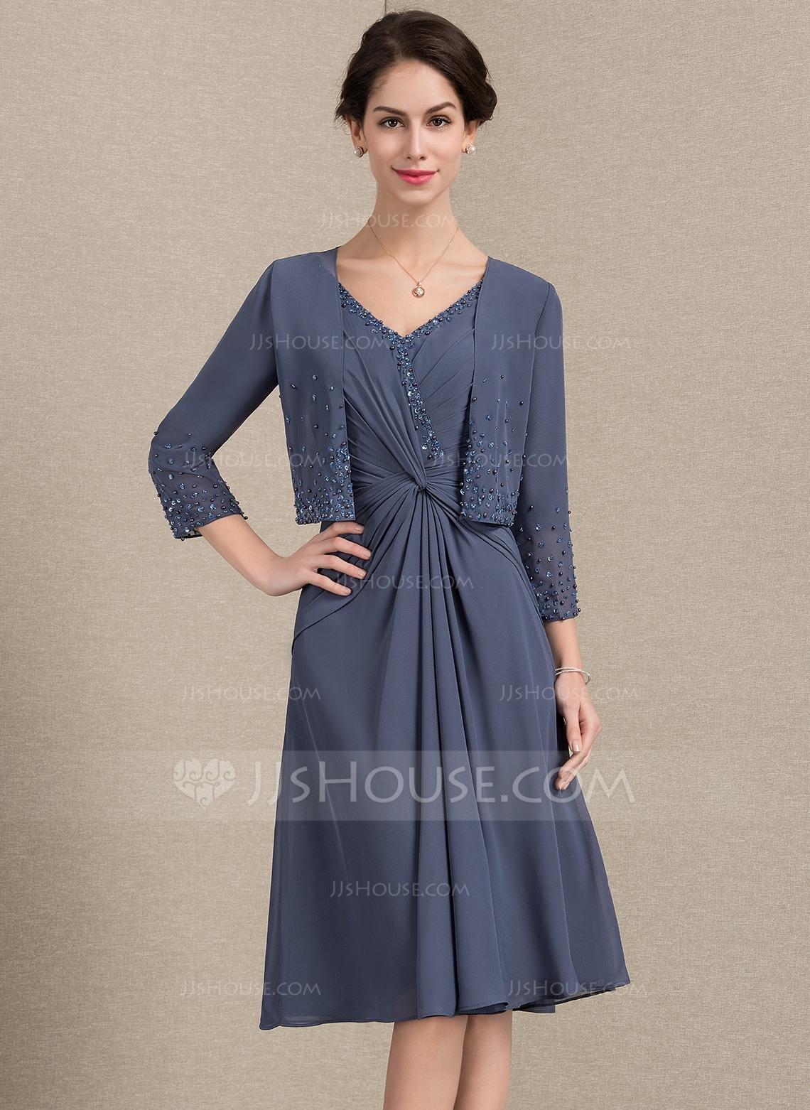 15 genial kleider für brautmutter knielang stylish - abendkleid