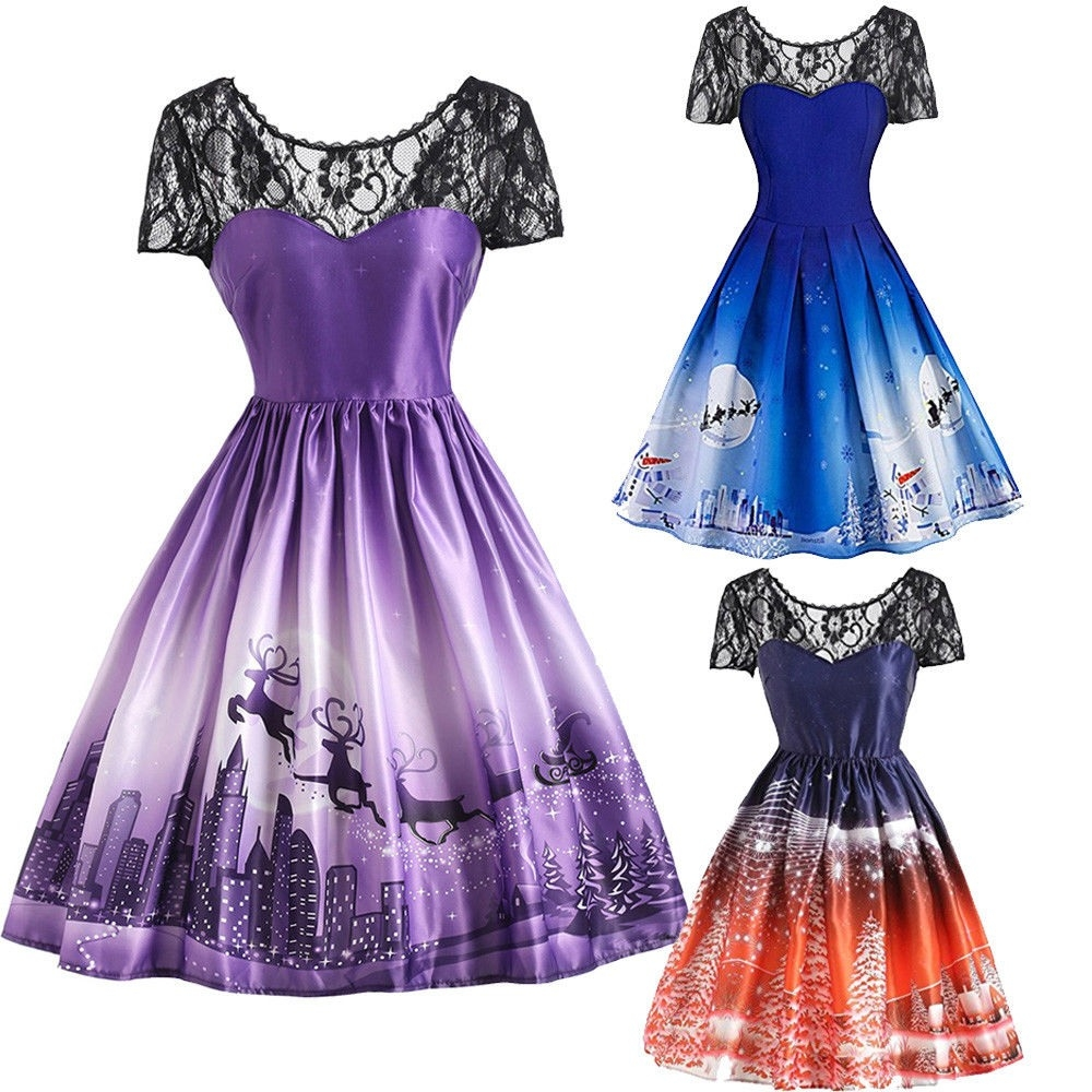 Formal Luxus Weihnachtskleid Damen VertriebDesigner Spektakulär Weihnachtskleid Damen Stylish
