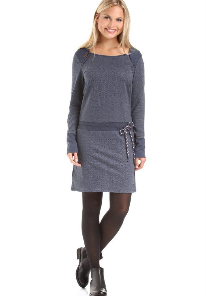 more photos 11e6b f4caa 17 Spektakulär Winterkleider Damen Langarm Stylish - Abendkleid