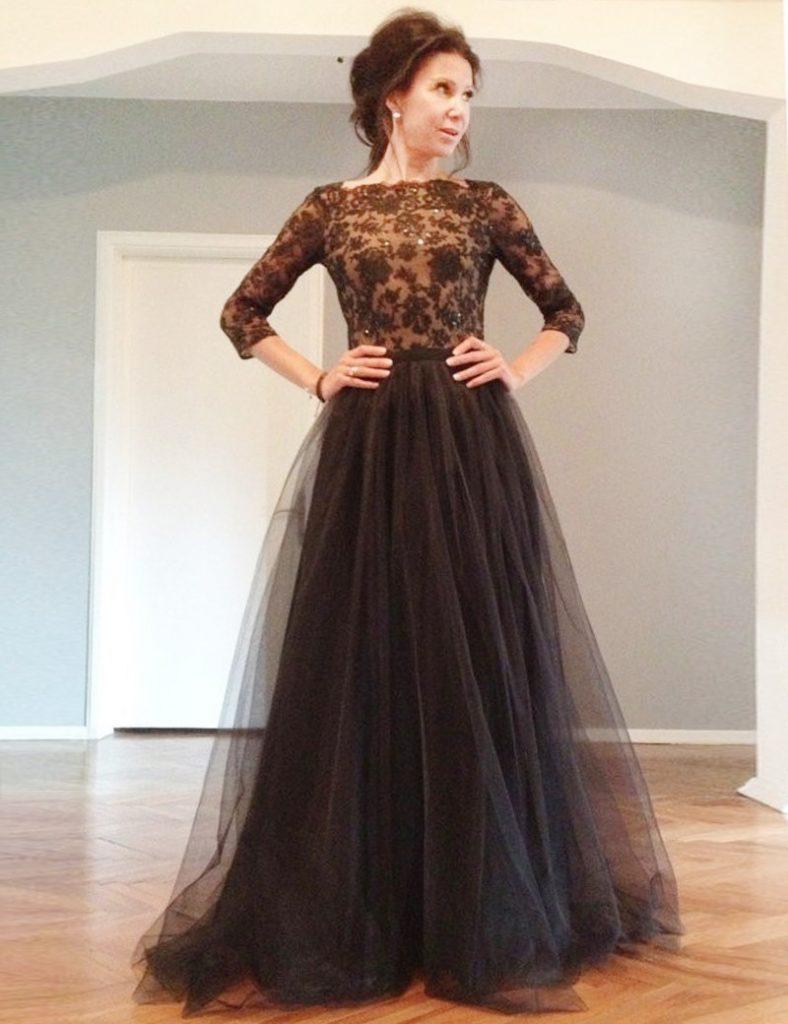 17 Top Abendkleider Elegant Ärmel - Abendkleid