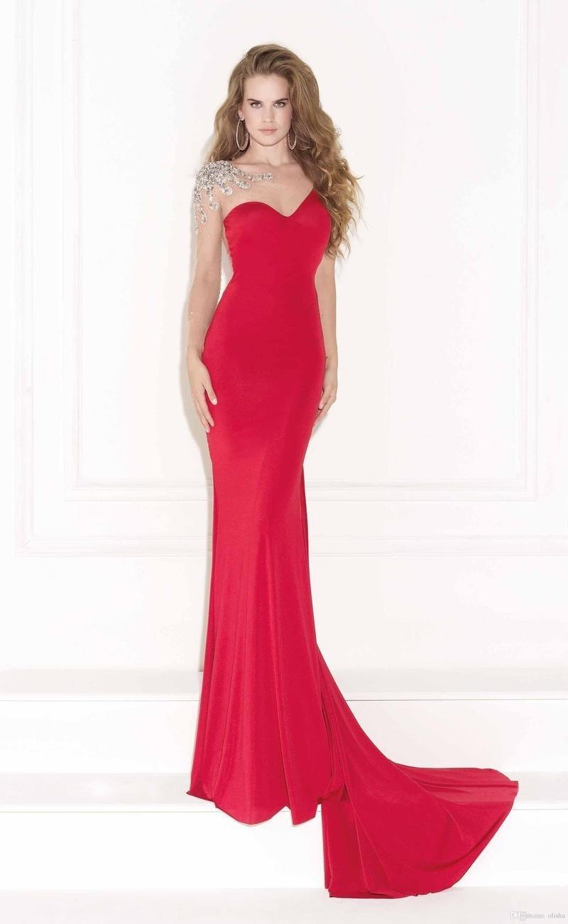 Abend Spektakulär Rote Abendkleider SpezialgebietDesigner Kreativ Rote Abendkleider Design