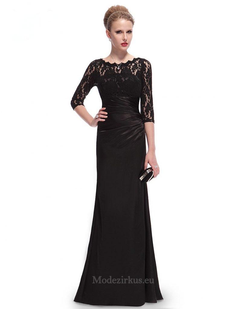 11 Cool Schwarzes Abendkleid Lang Spitze Galerie - Abendkleid