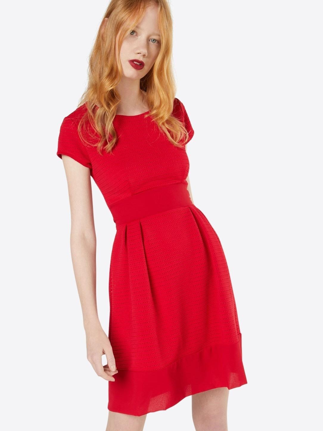 20 Schön Abendkleid Rot Glitzer für 201915 Leicht Abendkleid Rot Glitzer für 2019