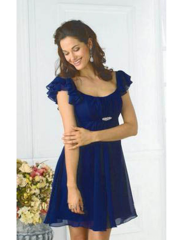 17 Schön Elegante Kleider Blau Bester PreisFormal Genial Elegante Kleider Blau Stylish