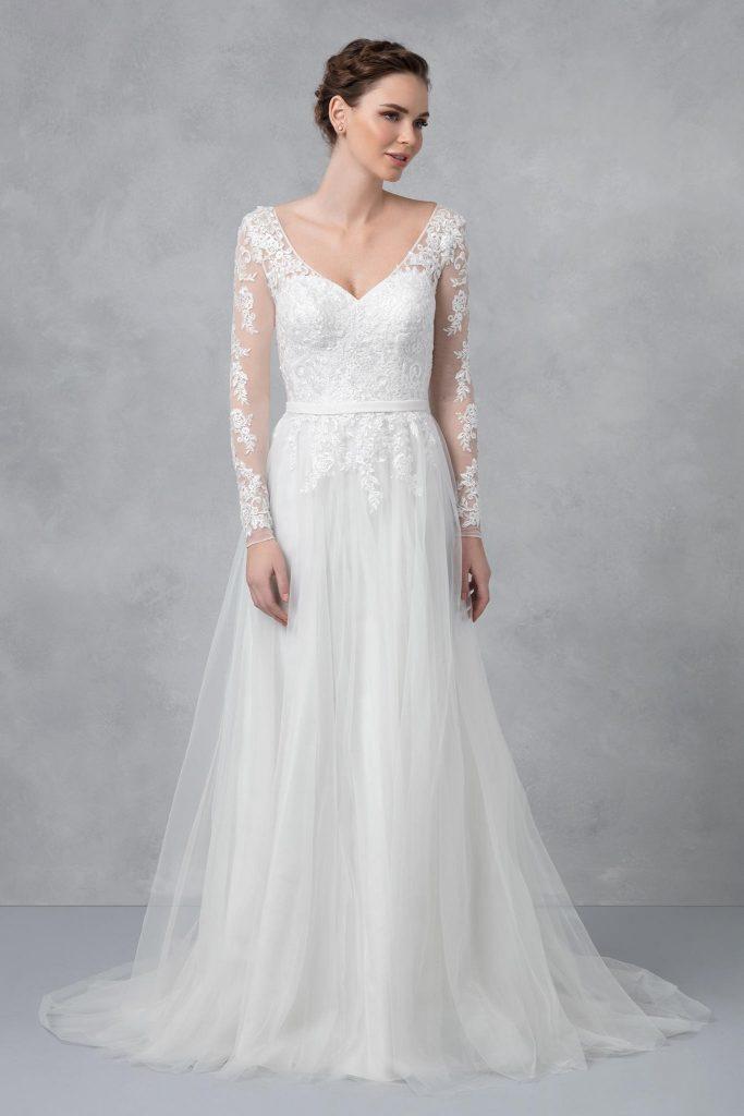 low priced 24067 deee0 20 Einfach Schöne Hochzeitskleider für 2019 - Abendkleid