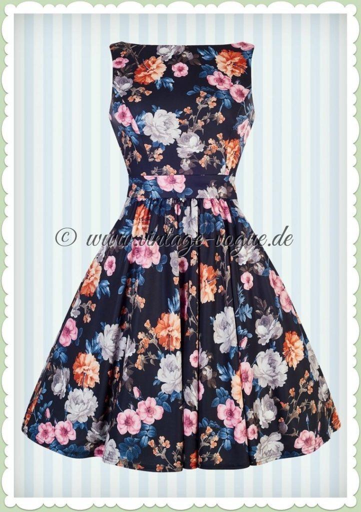 20 einzigartig kleid blau blumen galerie - abendkleid