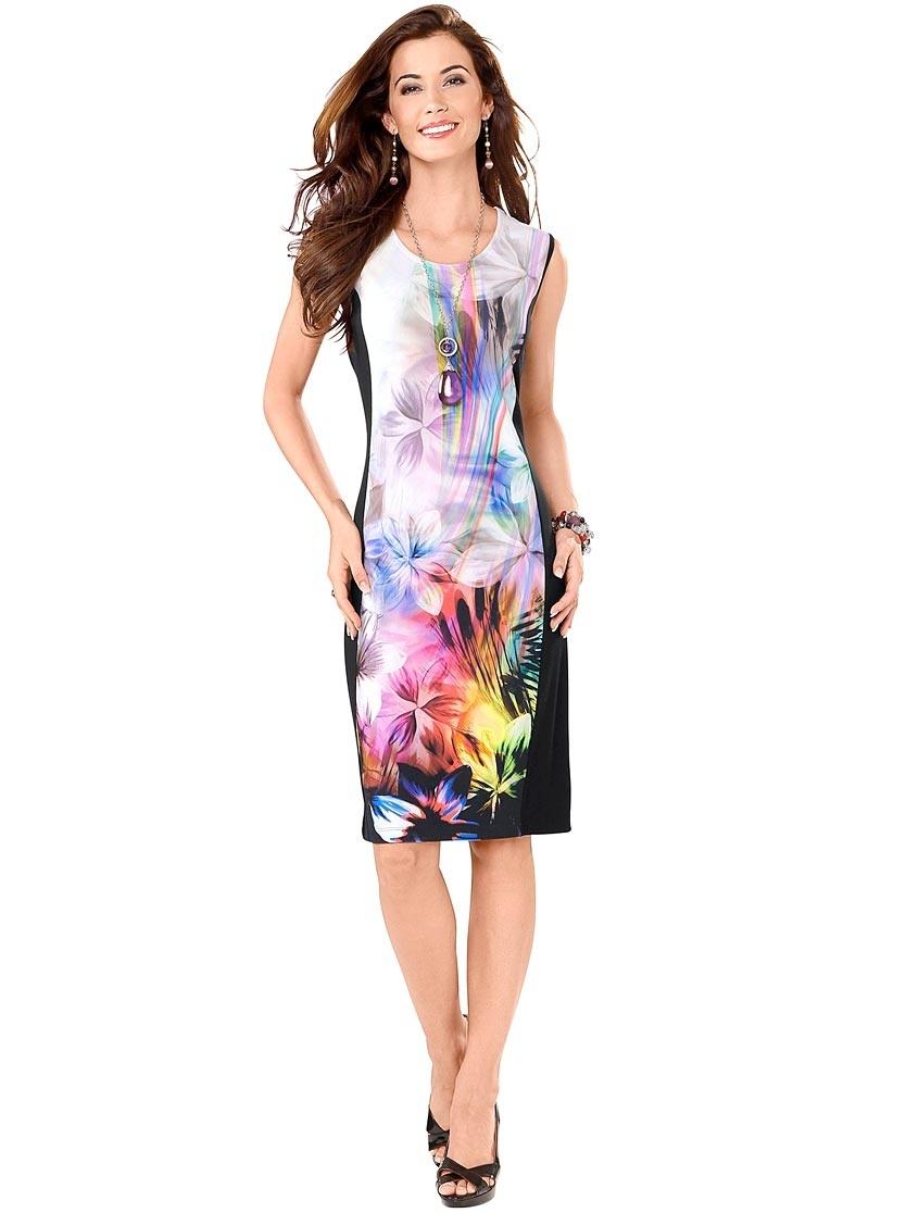 Formal Schön Kleid Bunt Galerie13 Perfekt Kleid Bunt Bester Preis