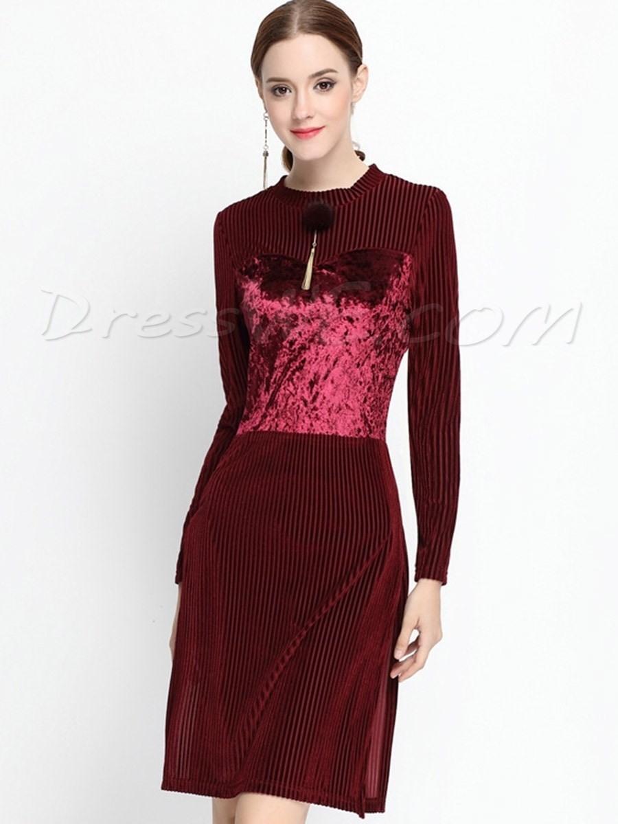 15 Kreativ Langes Schlichtes Kleid Spezialgebiet20 Schön Langes Schlichtes Kleid Ärmel
