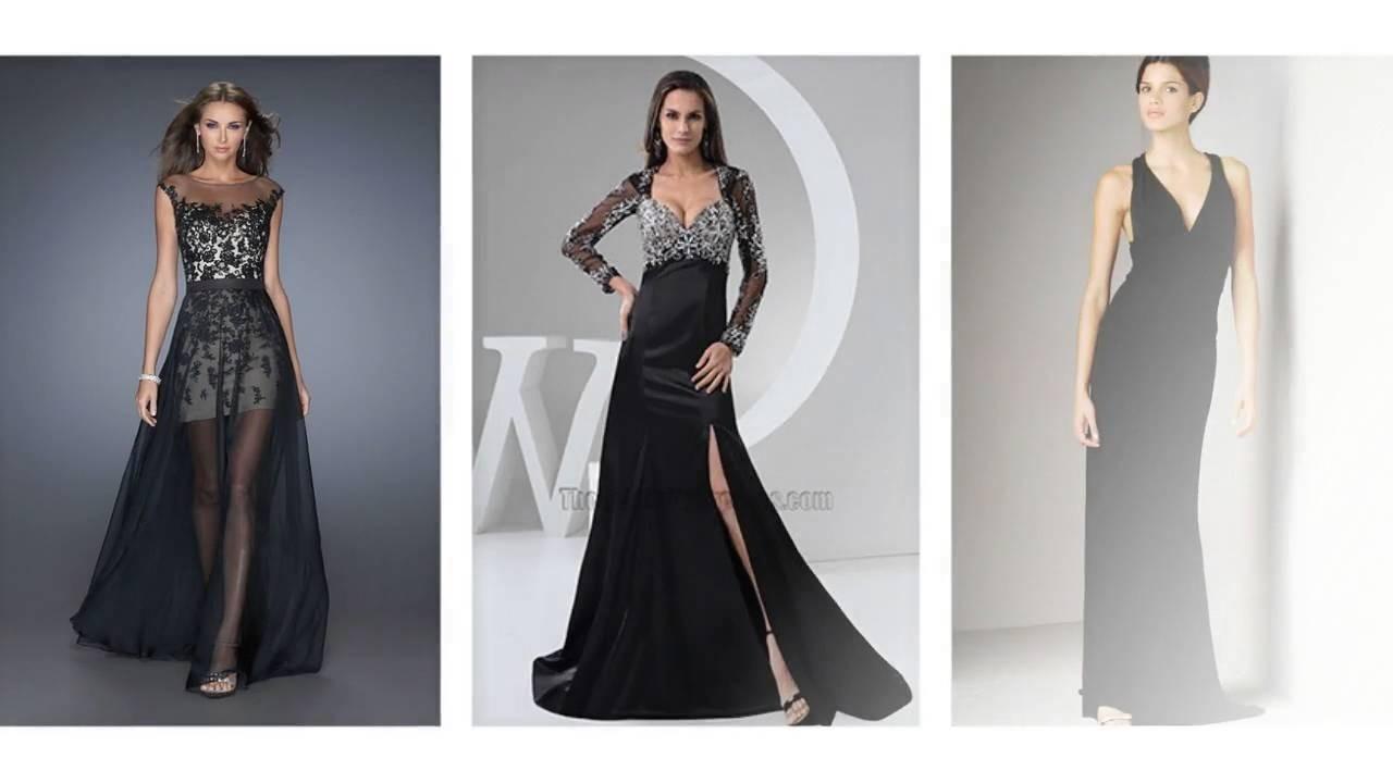 17 Spektakulär Abendkleid Bodenlang Schwarz für 201920 Cool Abendkleid Bodenlang Schwarz Vertrieb