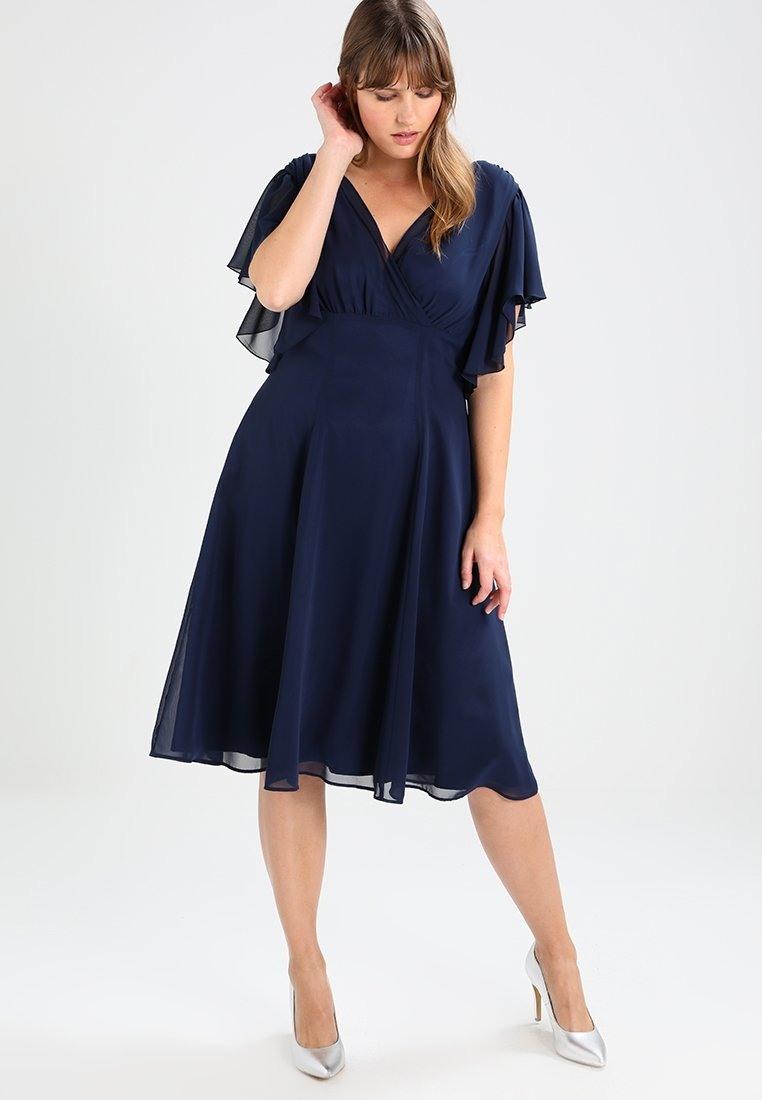Formal Luxus Abendkleider Midi für 2019  Abendkleid