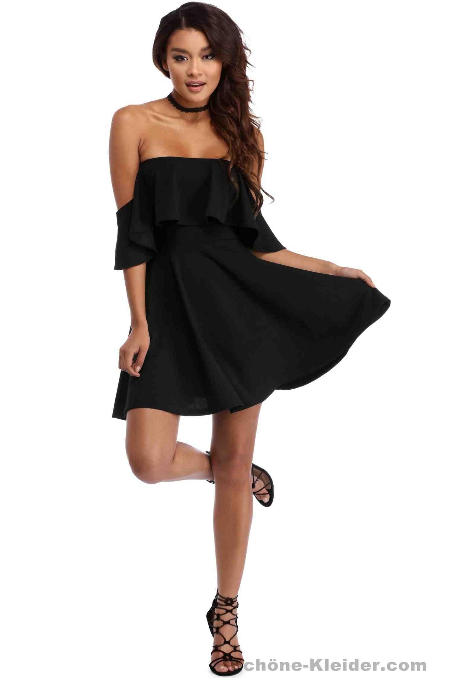 17 Fantastisch Damen Kleider Kurz Design - Abendkleid