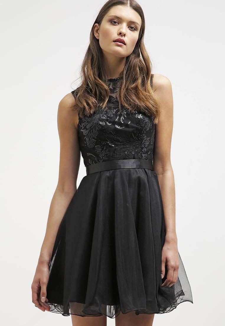 15 Schön Festliches Schwarzes Kleid Boutique20 Ausgezeichnet Festliches Schwarzes Kleid Stylish