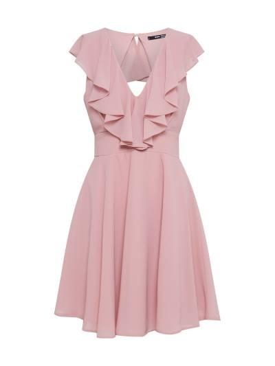 Leicht Kleid Altrosa Spitze Ärmel15 Schön Kleid Altrosa Spitze Spezialgebiet