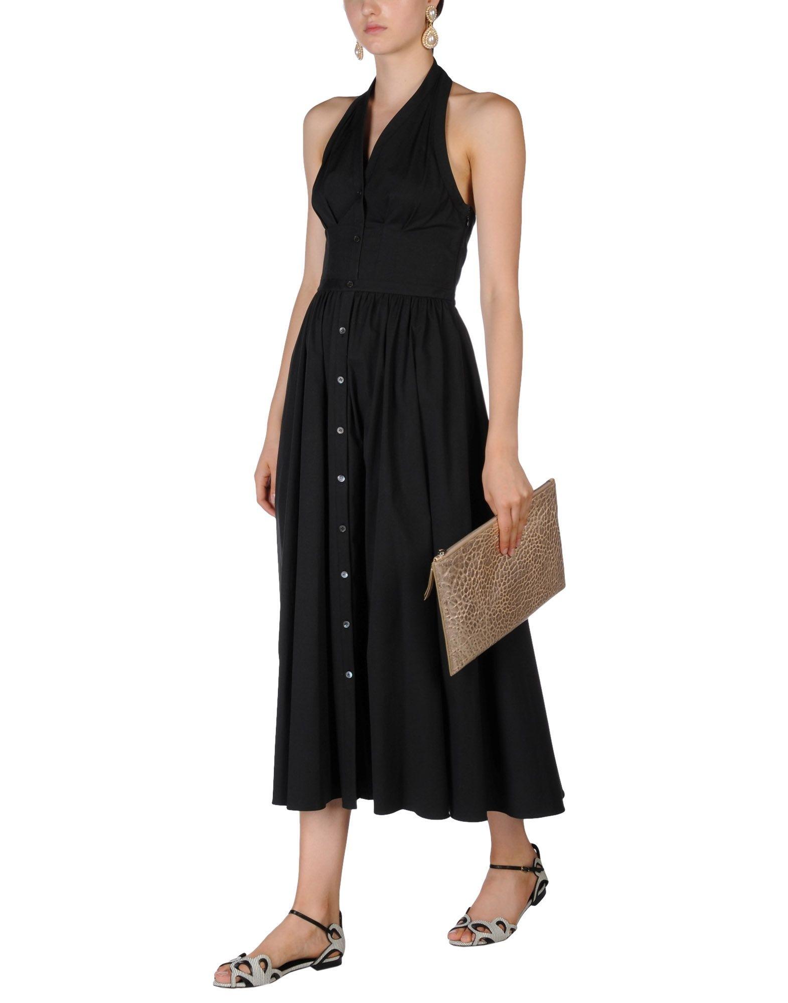 Erstaunlich Kleid Schwarz Midi Galerie Schön Kleid Schwarz Midi Boutique