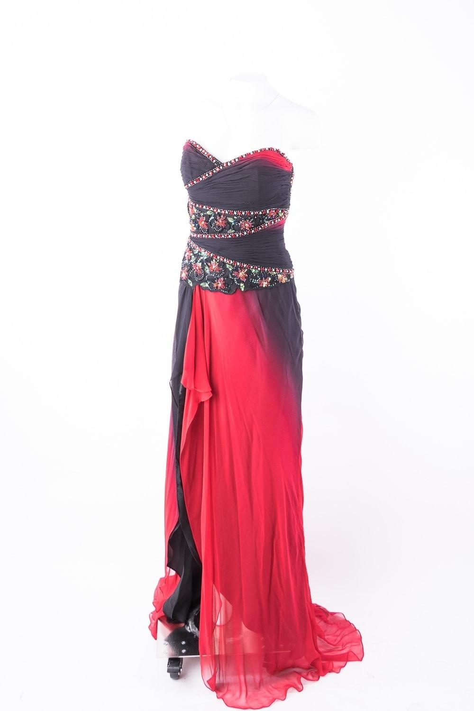 Genial Abendkleid Rot Galerie15 Genial Abendkleid Rot Bester Preis