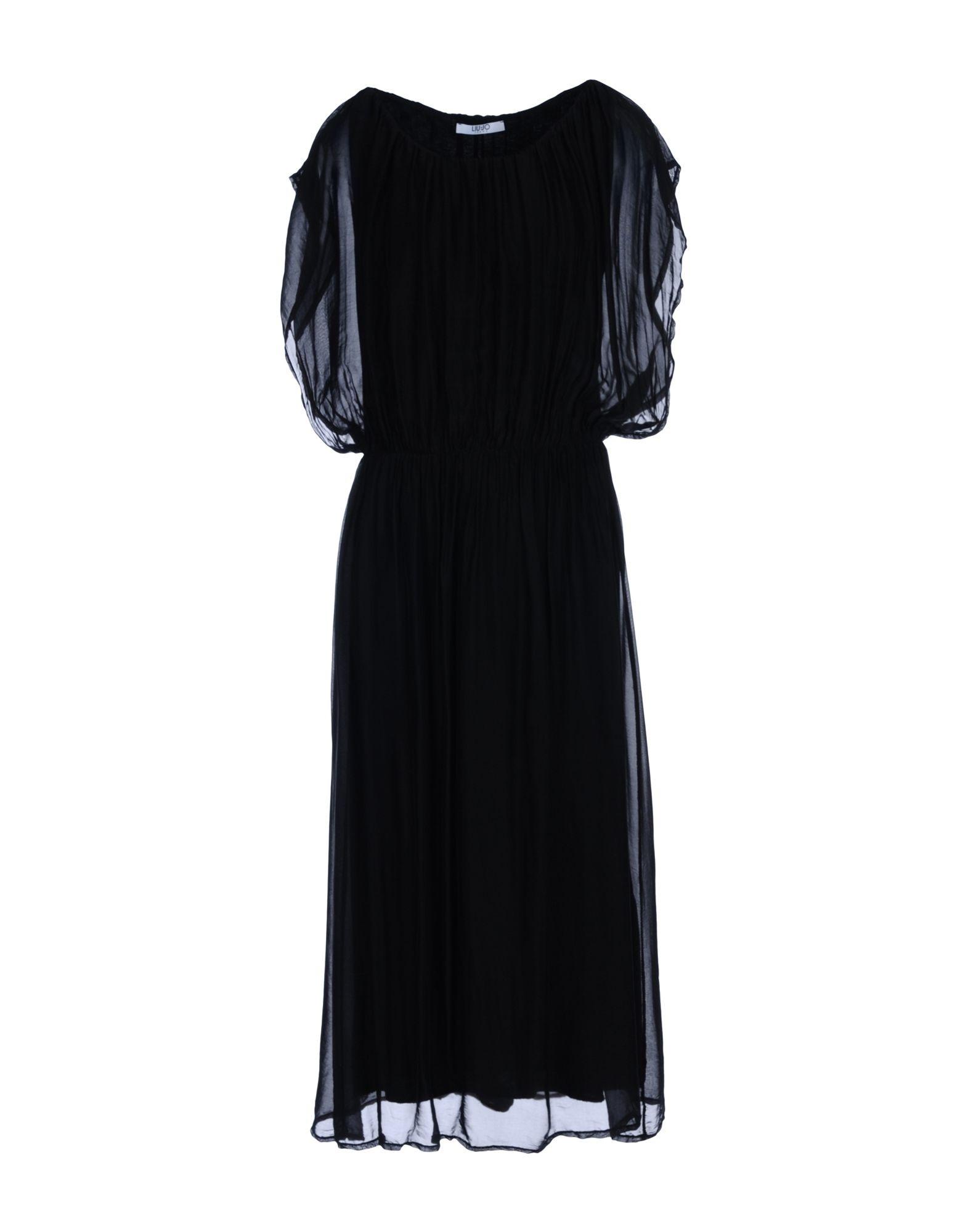 15 Leicht Kleid Midi Schwarz Galerie17 Erstaunlich Kleid Midi Schwarz Design