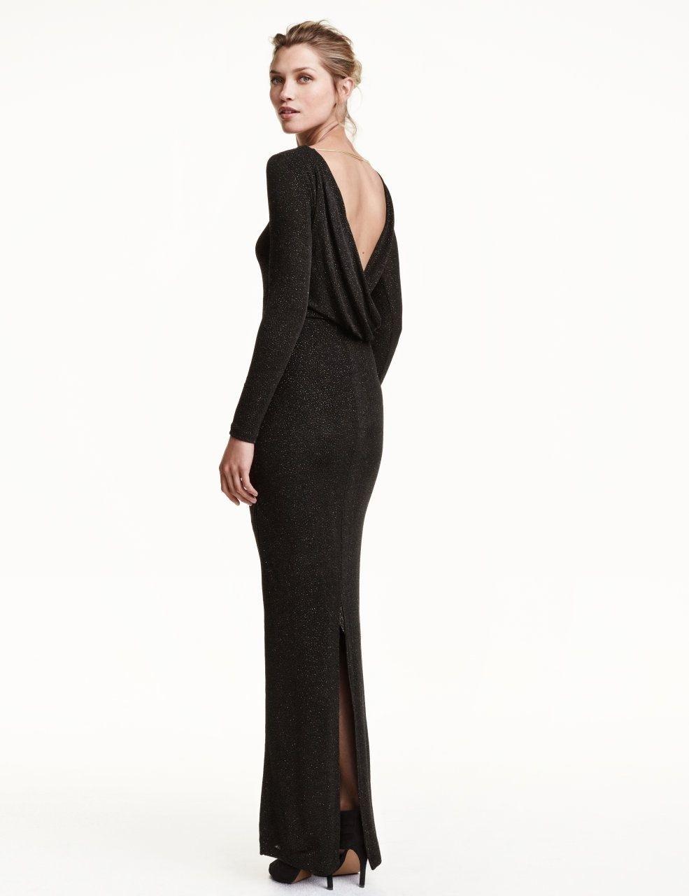 15 Perfekt Schwarzes Langes Kleid Mit Glitzer Ärmel17 Luxurius Schwarzes Langes Kleid Mit Glitzer für 2019