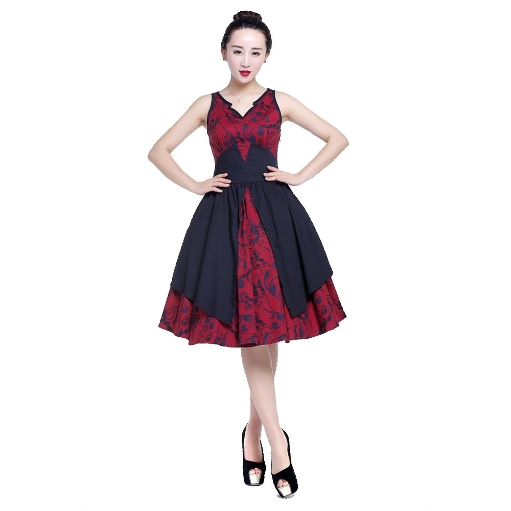 17 Fantastisch Rot Schwarzes Kleid ÄrmelAbend Spektakulär Rot Schwarzes Kleid Design